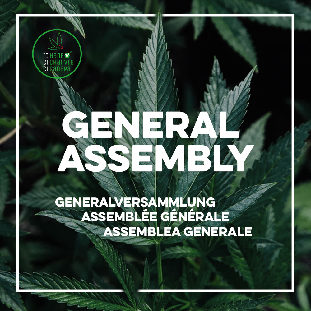 GENERAL ASSEMBLY IG HANF 2021