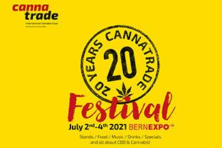 20 Years CannaTrade Festival